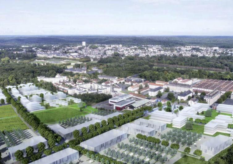 Commune d'Agglomération du Pays de Fontainebleau- (77