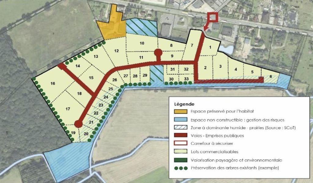 Etablissement Public Foncier de l'Oise